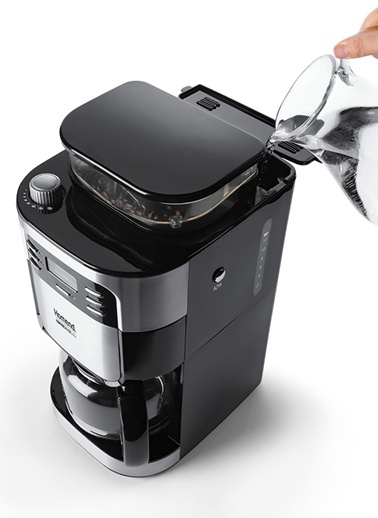 5002 Coffeebreak Çek. Öğüt. Filtre Kahve Mak-Homend
